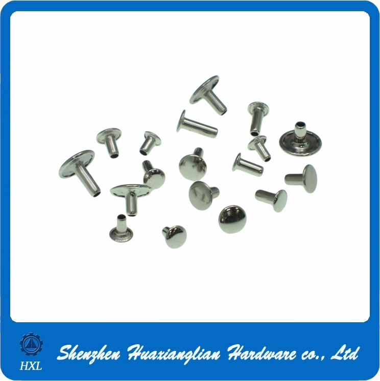 Stainless Steel Semi Tubular Pan Head Rivet