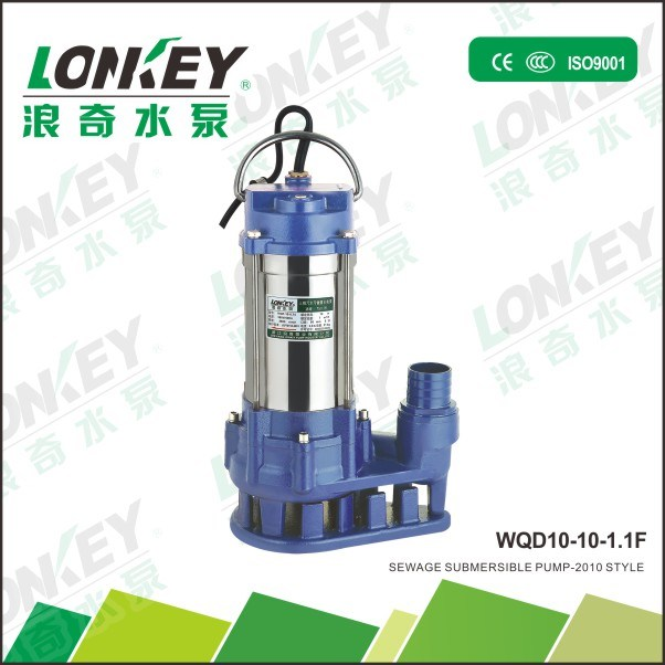 Agriculture Machine Sewage Pump Water Pump Design Wqd