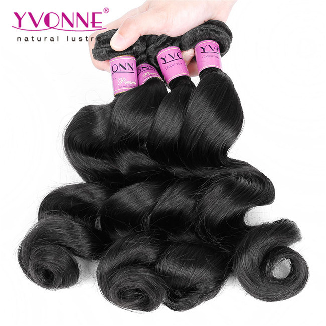Top Quality Human Hair Extension Virgin Brazilian Hair