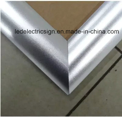 Aluminum Photo Frame with Snap Frame Light Box
