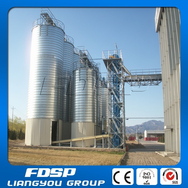 Ce ISO SGS Silo Machine Construction Manufacturer