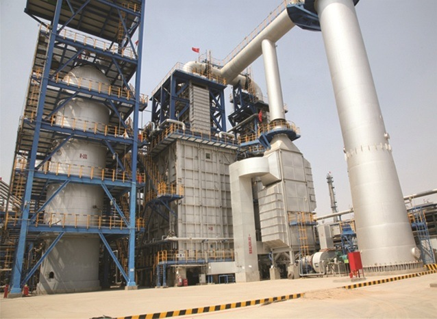 Petrochemical Heater