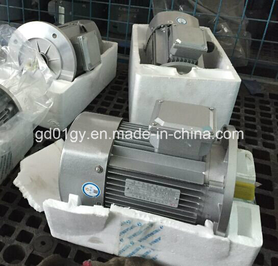Reliance 3HP Aluminum 3 Phase Induction Motor