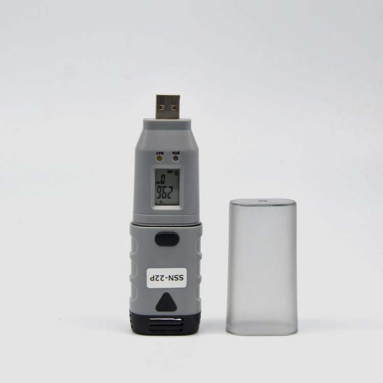Ssn-22p, Temperature Recorder, Pdf USB Temperature and Humidity Data Logger