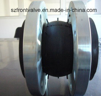 Double Sphere EPDM/NBR Rubber Threaded Expansion Joint