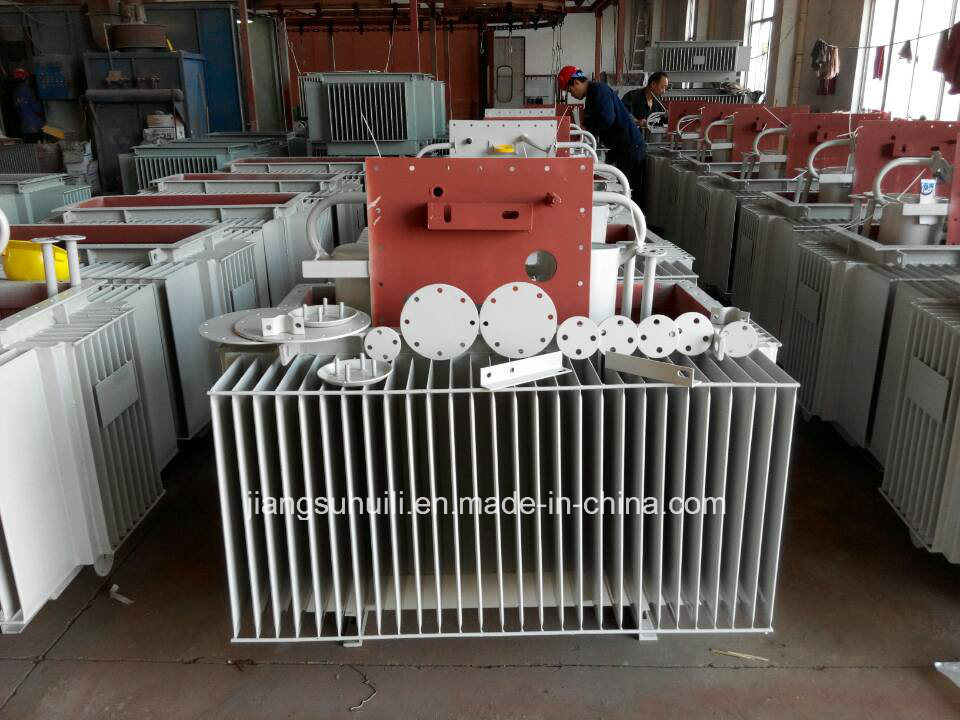 High Voltage Fin Wall Transformer Tanks