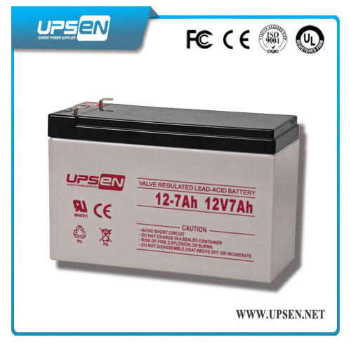 Valve Regulated Lead Acid Battery for Uninterruptible Power Supply