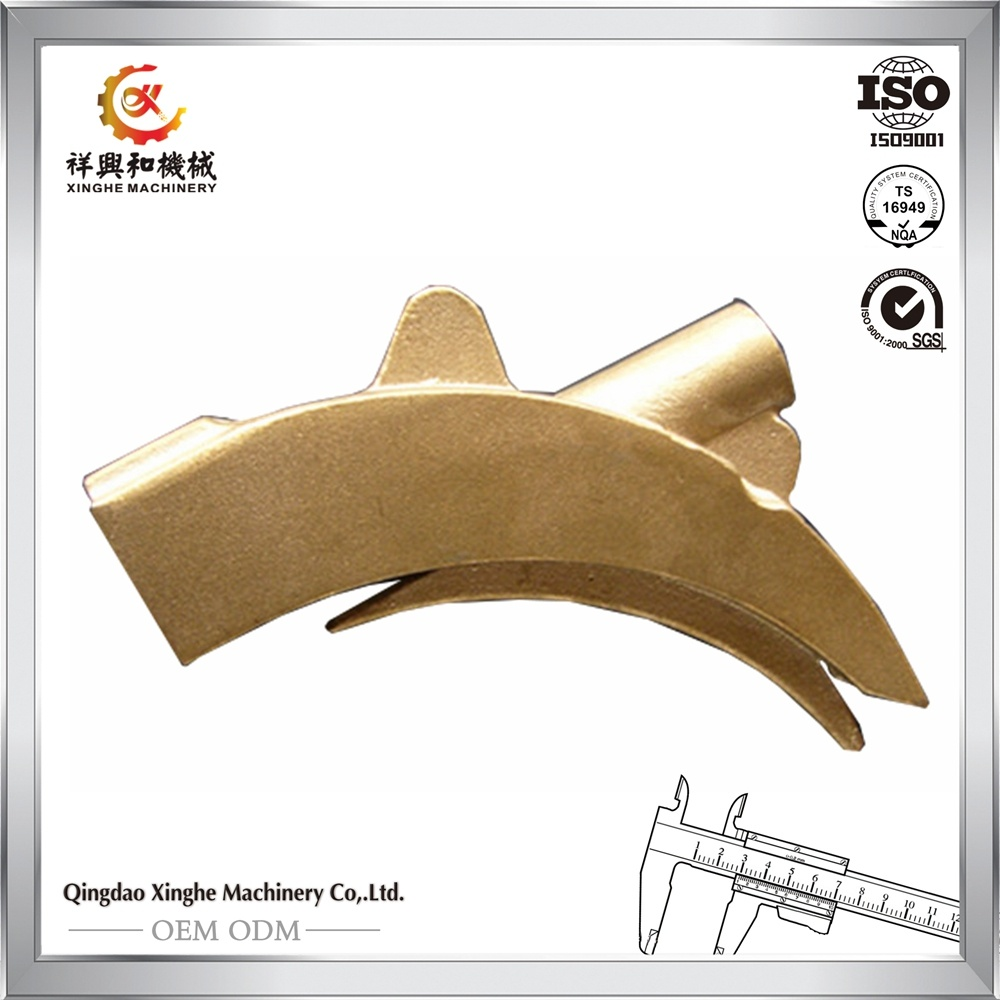 Sand Cast Brass Metal Castings Suppliers
