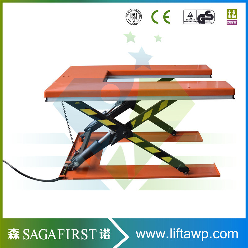 Durable Europe Standard High Quality Elevator Manufacture Scissor Lifter