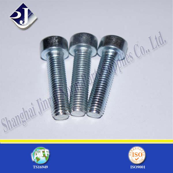 ISO4762 Allenscrew Hex Socket Cap Screw