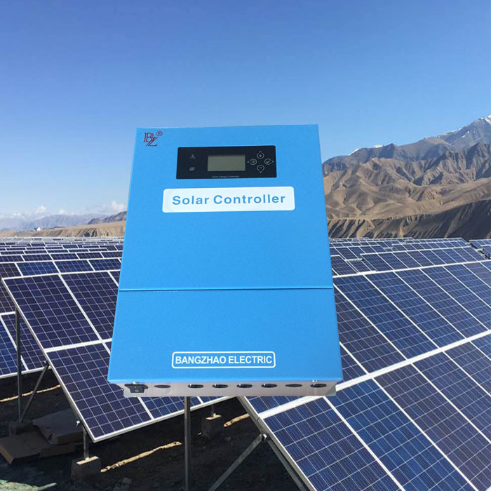 off Grid System 120V Battery Charger PWM Solar Charge Controller