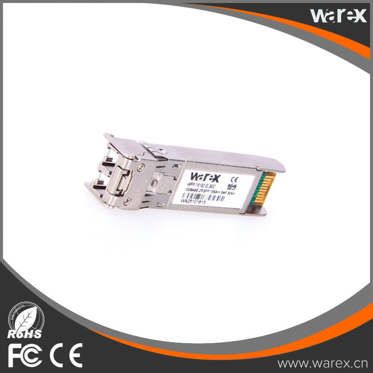 10gbase-ZR SFP+, 1550nm, 80km SFP-10g-ZR Cisco Compatible Hot Pluggable Active Optical Transceivers