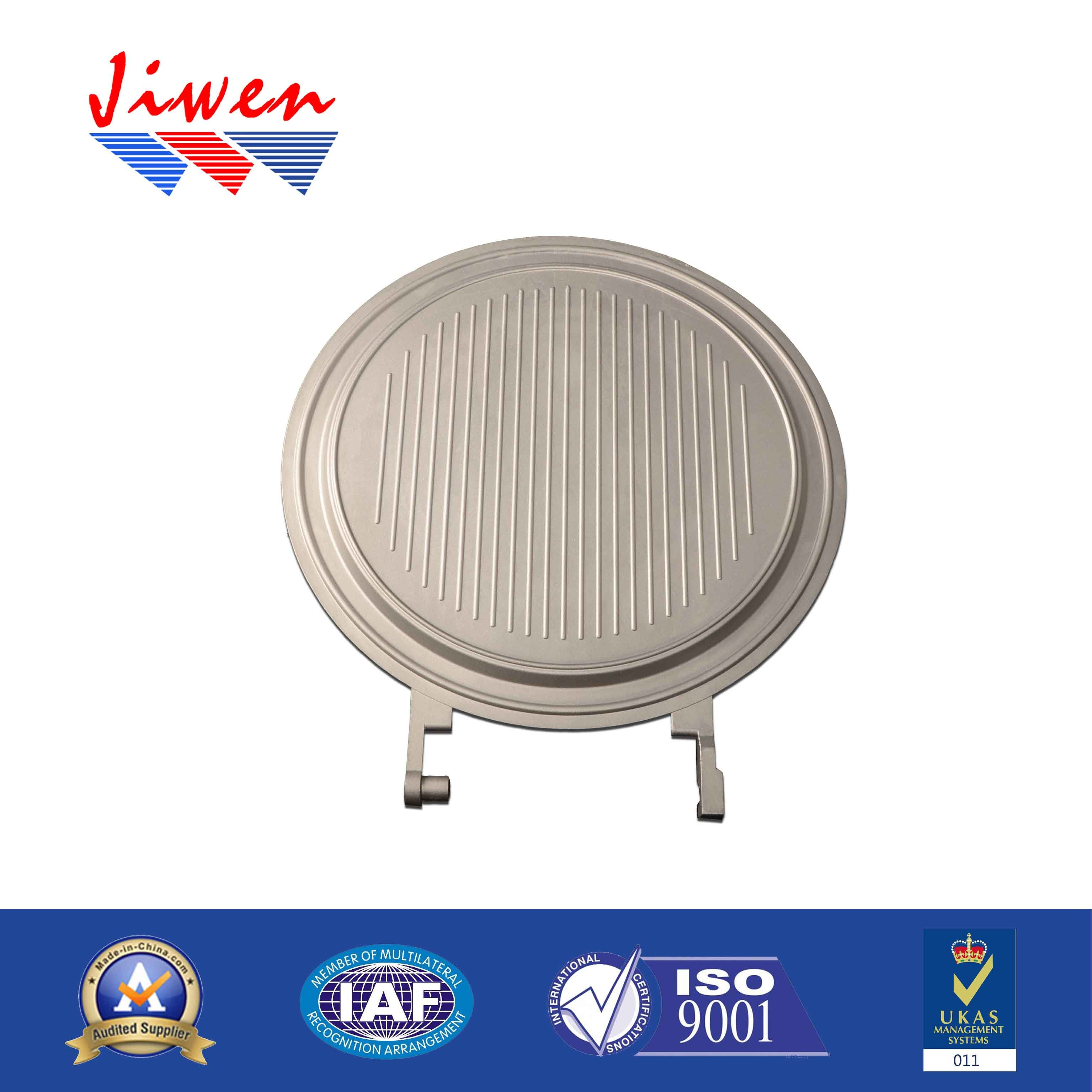 Metal Casting Aluminum Product for Electric Heating Plate
