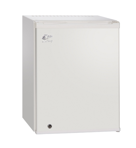 White Portable Mini Fridge with No Compressor Beverage Cooler Xc-30