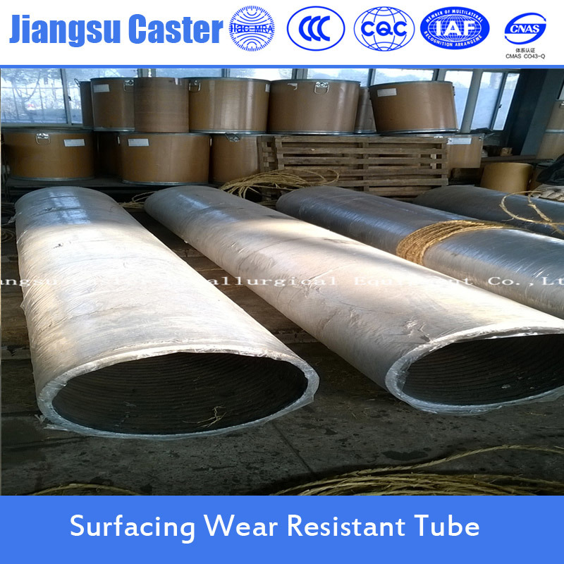 Hardfacing Pipe Surfacing Wear Resistant Pipe