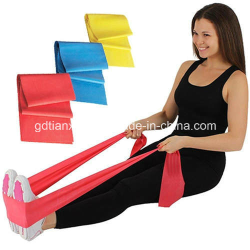 Resistance Training Band Yoga Trainer/Yoga Straps/Yoga Training Band Easy for Use