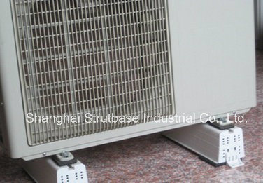 PVC Floor Support / Condenser Mounting Block