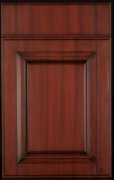 European PVC Vacumn Cabinet Door (new design)