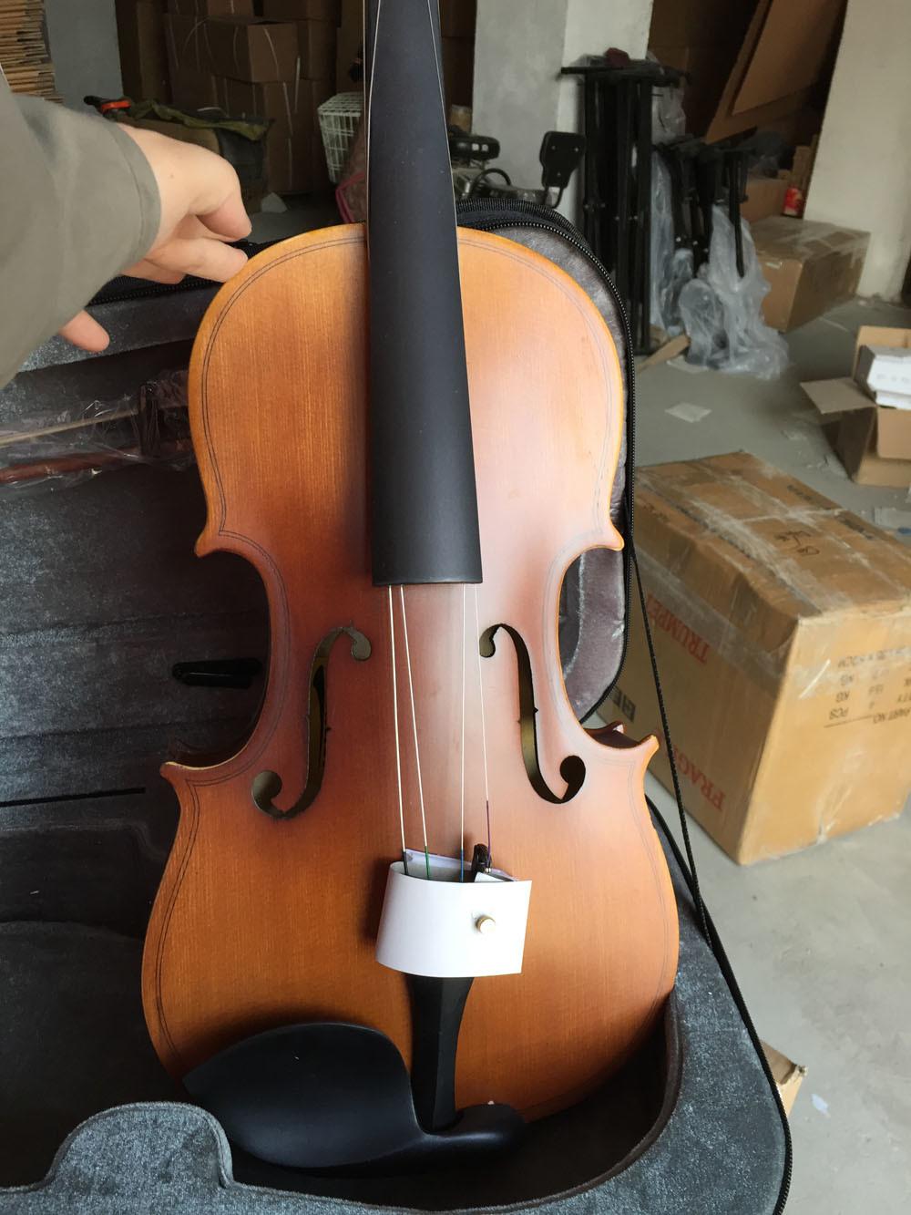 Antique Matt Finish Plywood Viola (VA-900)
