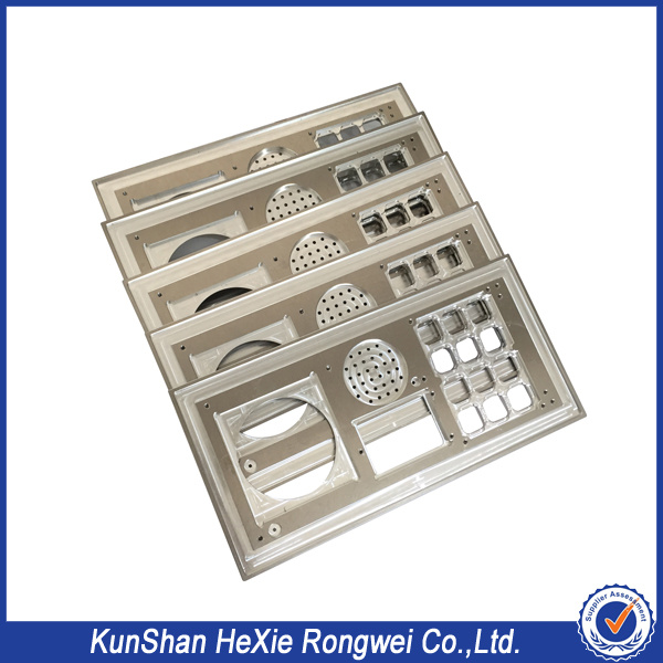 Precision Aluminum CNC Manufacturing for CNC Components