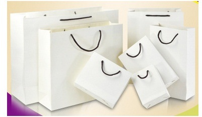 Paper Gift Bag, Clothes Shopping Paper Bags.