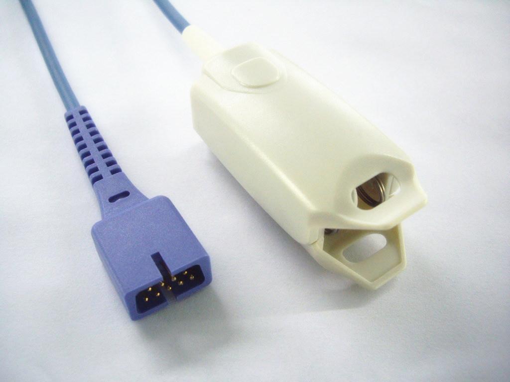 Nellcor Oximax Adult Finger Clip SpO2 Sensor