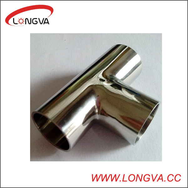3A Standard Stainless Steel Tee Pipe