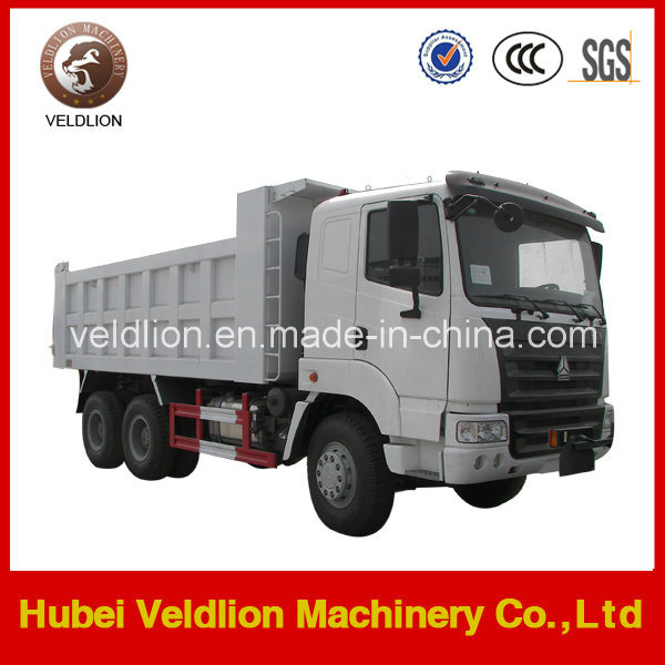 30 Tons HOWO A7 Dump Truck for Sale in Dubai