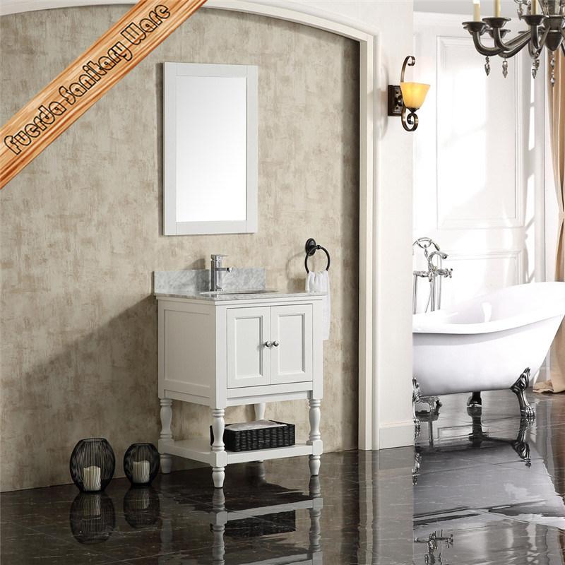 USA Style Modern Bathroom Furnture Cabinet Vanity