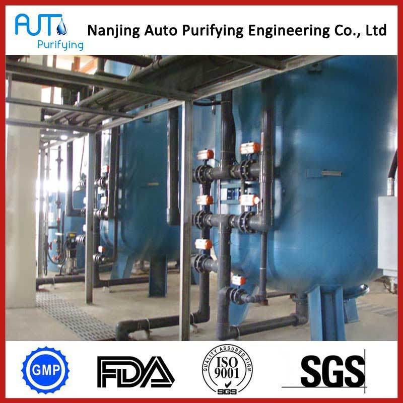 Factory Use Water Purifier Water Softener System