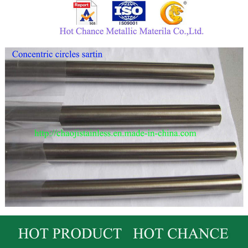 AISI 201, 304, 304L, 316, 316L, 430 Stainless Steel Tubes