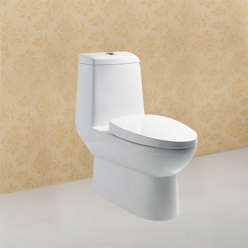Washdown Water Saving Watermark Two Piece Toilet