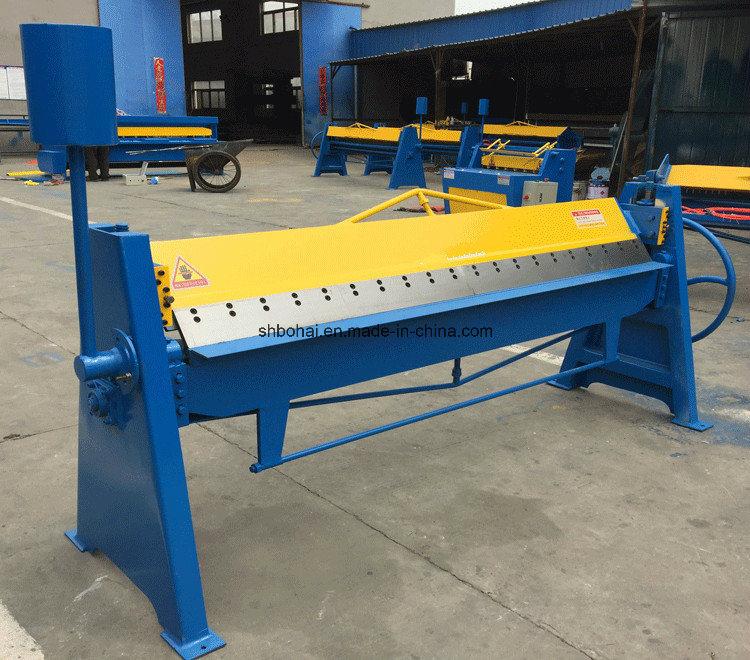 Manual and Tdf Folding Edge Machine