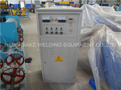Galvanized Steel Wire Mesh Welding Machine