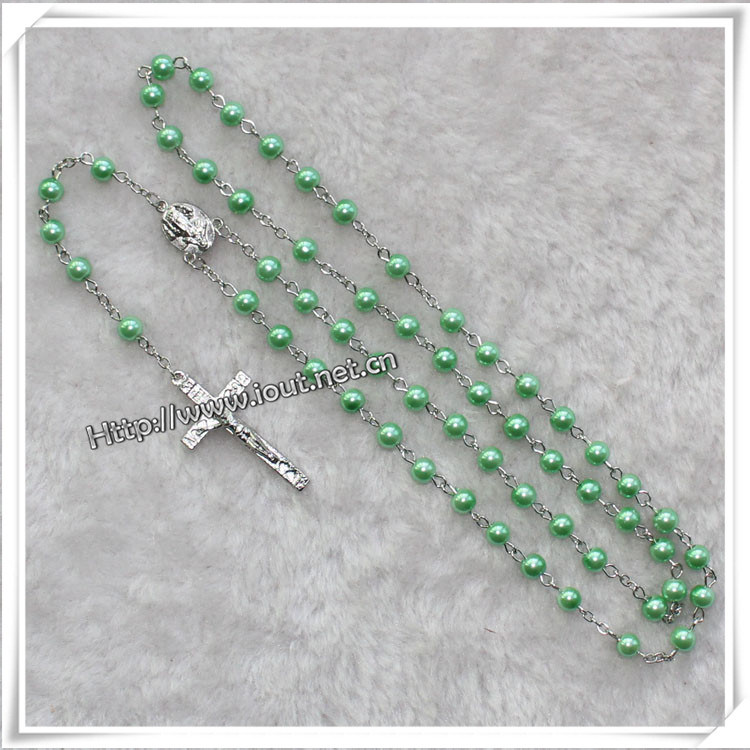 Beads Rosaries, Religious Beads Rosary (IO-cr310)