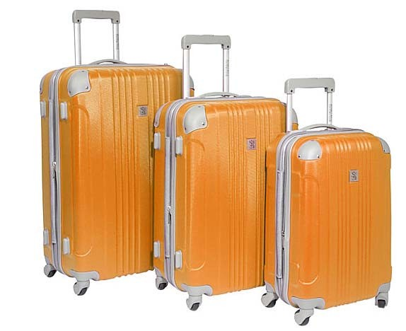 Growing Lightweight Trolley Wheel Luggage Bag (SKTB-2113)