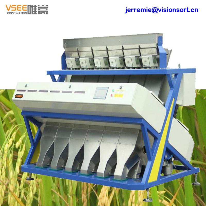 5000+Pixel Vsee Color Sorter Filipino Flour Mill