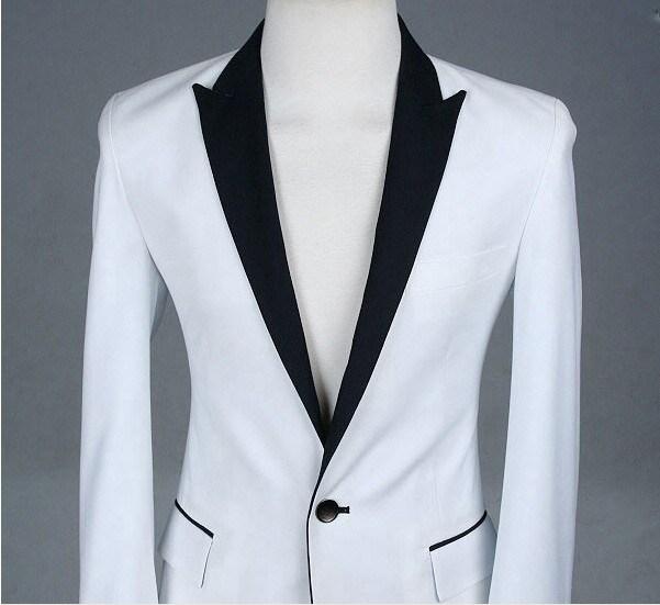 Unique Design Hot Slim Fit Business Men′s Tailored Suit