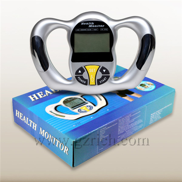 Digital Body Fat Analyzer Health Monitor