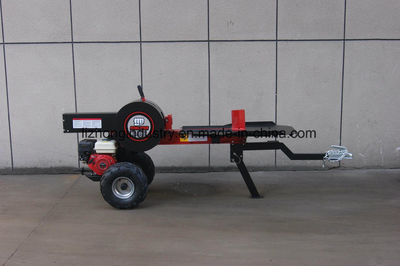 34t Log Splitter, Manual Log Splitter, Mechanical Log Splitter