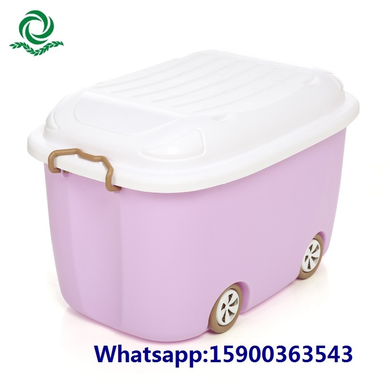 Children′s Clothing Plastic Toy Sorting Box with Lid