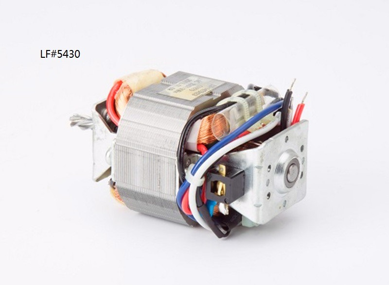 AC Universal Motor for Paper Shredder