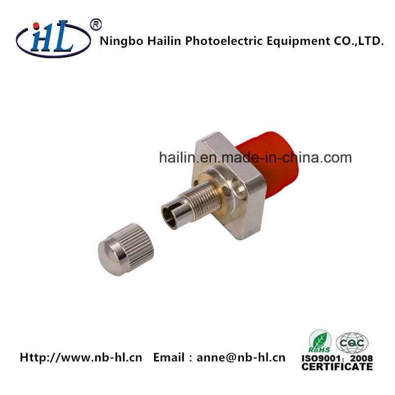 FC-DIN mm Fiber Optic Adapter Good Repeatability