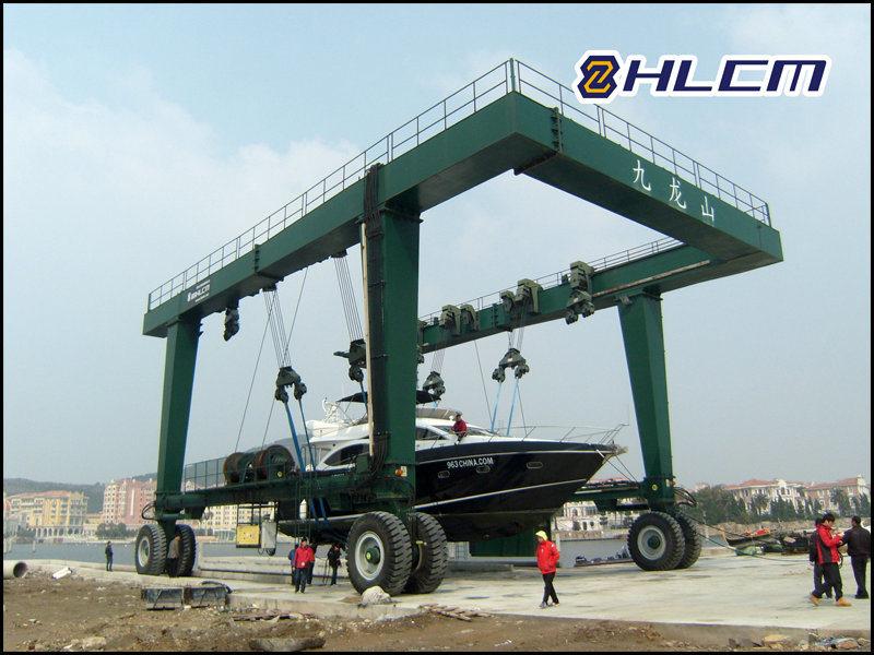350t Marine Hoist (HLCM -1)