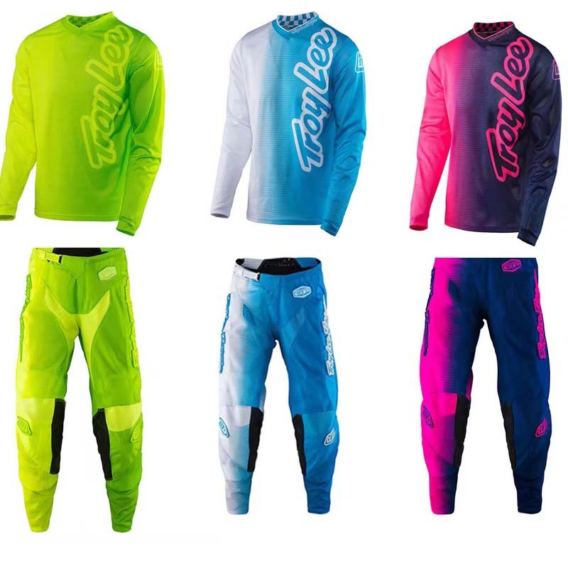 High End Custom Racing Suit Mx Jersey/Pant Motocross Apparel (AGS06)
