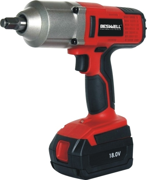 "18V Li-ion Super Power 1/2"" Heavy Duty Cordless Impact Wrench"