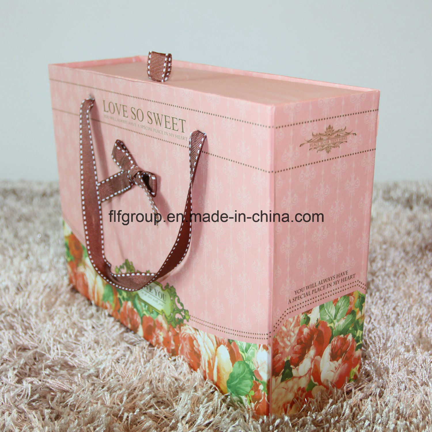 High End ODM Gift Box Packaging Boxes Corrugated Cartons Custom Paper Boxes