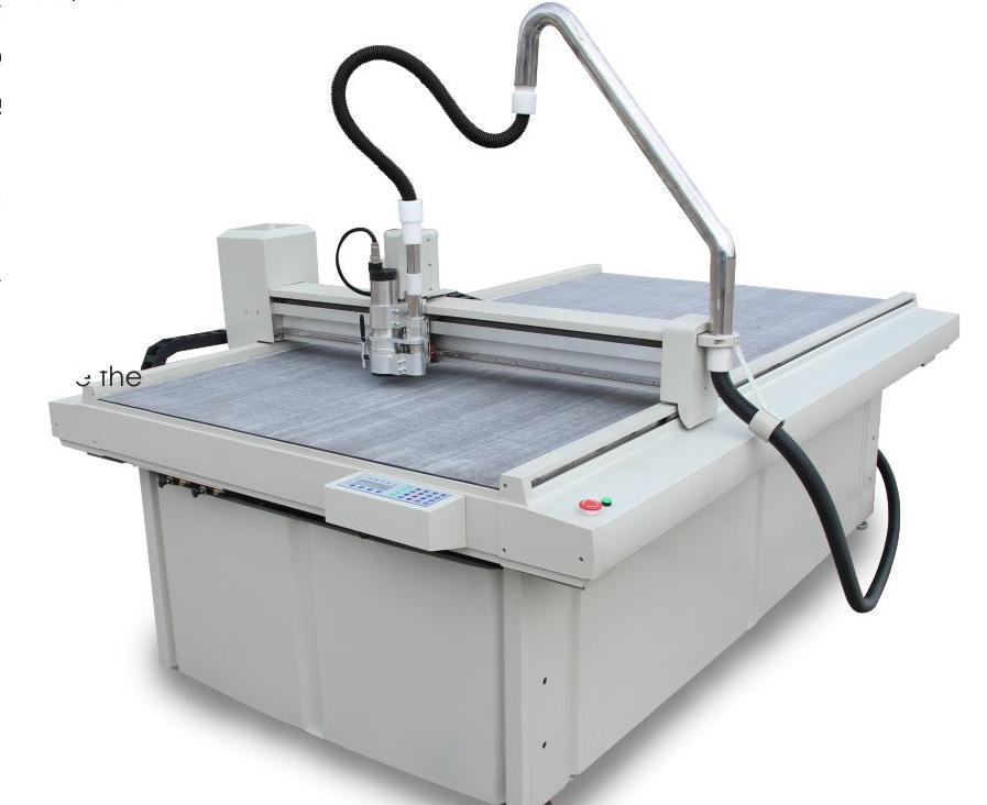 Apparel Template Flatbed Cutter