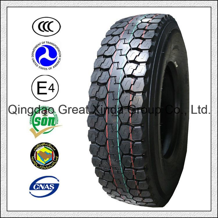 Inmetro Radial Truck Tyre for Brazil (295/80R22.5 315/80R22.5)