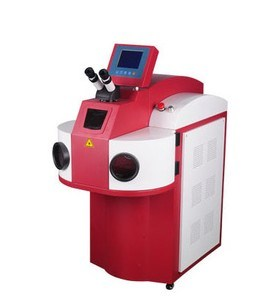 300W China Professional High Quality Jewelry Laser Welding Machine